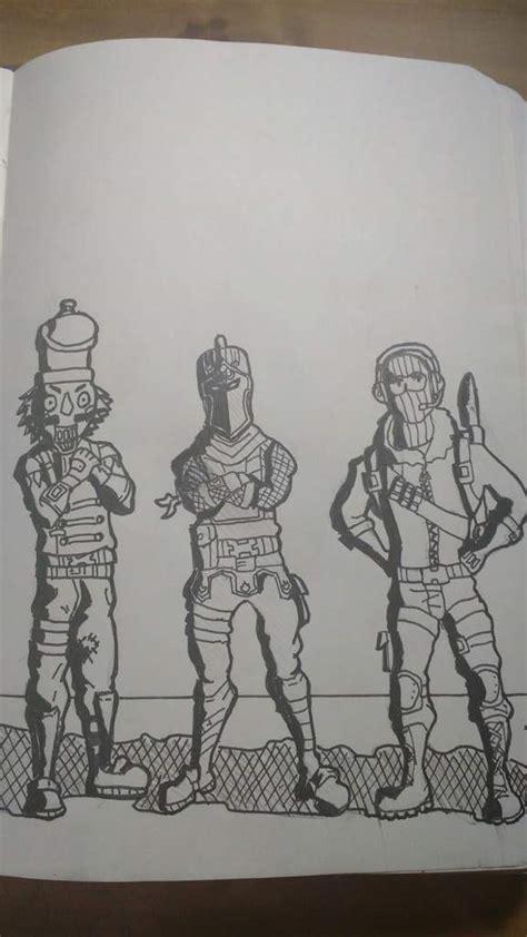 draw drift skin fortnite battle royale fortnite