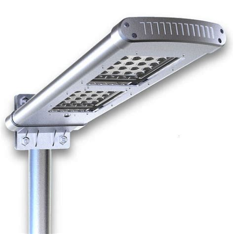 12 watts led solar street light parking lot light