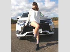 【三菱アウトランダーPHEV 長期評価レポートvol11】 クルマ好き女子、PHEV初体験! イケメン度、燃費性能