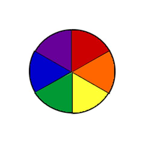 colors clipart color wheel pencil and in color colors