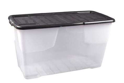 Aufbewahrungsbox Kunststoff Mit Deckel by Aufbewahrungsbox Box Kunststoffbox Lagerbox Regalbox