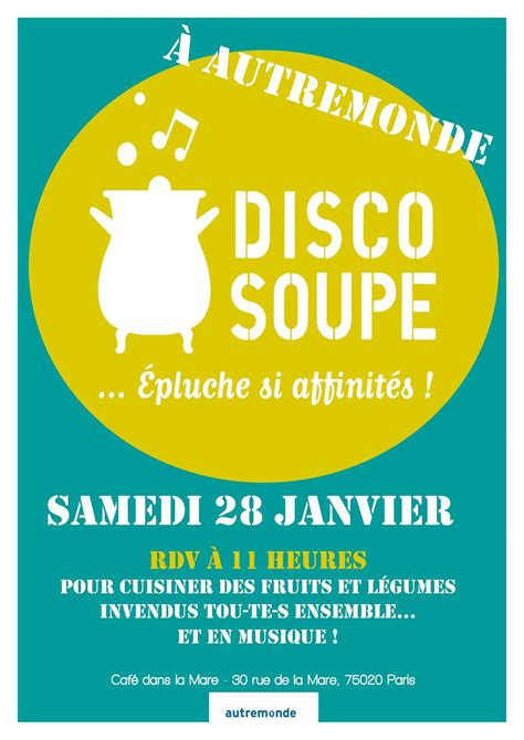 changer le si鑒e social d une association disco soupe à autremonde disco soupe
