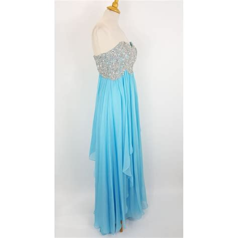 sherri hill light blue dress sherri hill 3862 for only 199 which is less than half price