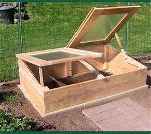 Fabriquer Une Serre En Bois : une serre pour prot ger et cultiver des plantes exotiques ~ Melissatoandfro.com Idées de Décoration