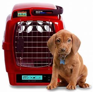 Air conditioned dog carriers by komfort pets a letter to for Air conditioned dog crate