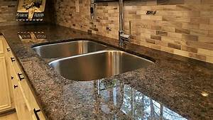 India Labrador Antico Granite Countertops Solid Laminate