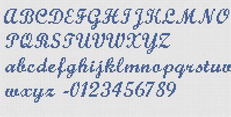 lettere a punto croce per bavaglini schema alfabeto punto croce 231 icek alfabeto punto croce