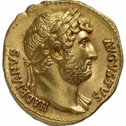 Hadrian Roman Coins Empire Emperor Wreath Laurel