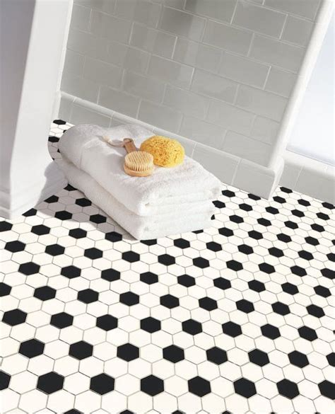 shaw flooring bryson city nc black and white hexagon bathroom floor tile 28 images 24 black and white hexagon bathroom