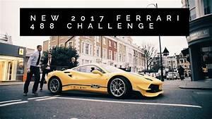 Ferrari 488 Challenge : ferrari 488 challenge 2017 in london youtube ~ Medecine-chirurgie-esthetiques.com Avis de Voitures