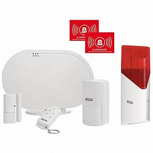 Abus Smart Home : abus smartvest funkalarm basis set mit sirene expert ~ Orissabook.com Haus und Dekorationen