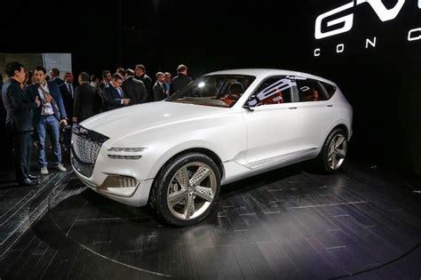 2019 Genesis Gv80 by 2019 Genesis Gv80 Suv Release Date Price Specs 2019