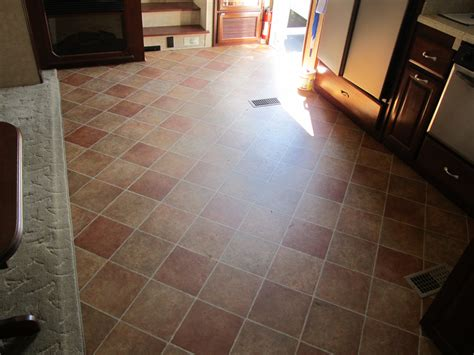 linoleum flooring for rv rv flooring finishes dave lj s rv furniture interior design