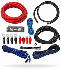 Boss Amplifier Wiring Kit