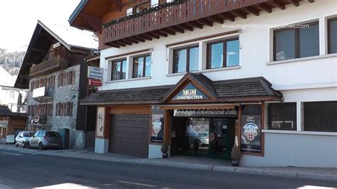chalet d angele chatel leaseback chatel mgm les chalets d angele