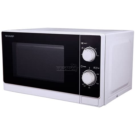 microwave oven sharp 20 l r200ww