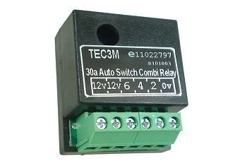 mp2883 relay 30a automatic dual charge towing caravan switching relays