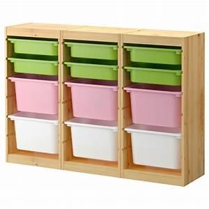 Rangement Chambre Enfant Ikea : chambre enfant meuble de rangement chambre ikea meuble ~ Teatrodelosmanantiales.com Idées de Décoration