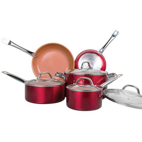heartland america savourex pro  cookware set
