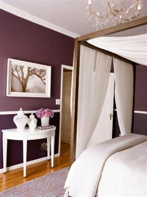 couleur prune pour une chambre couleur foncee chambre raliss com