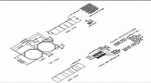 Paver Elevation  Section  Plan  Installation And Cad