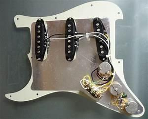 Fender Hot Noiseless Strat Pickups Image   224941