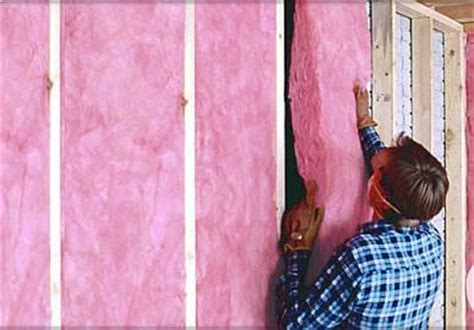 exterior wall insulation tips   build  house