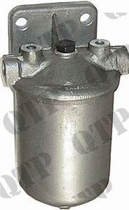 Fuel Filter Assembly 35x Fordson Major Dexta
