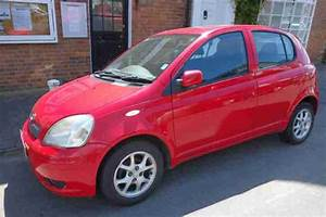 Toyota Yaris 2004 : toyota 2004 yaris t spirit petrol red car for sale ~ Medecine-chirurgie-esthetiques.com Avis de Voitures
