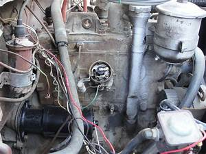 1948 Willys Cj2 Jeep Starter  Coil And Distributor
