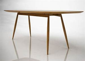 table ovale a manger en bois moualla table ovale karre With table a manger design bois