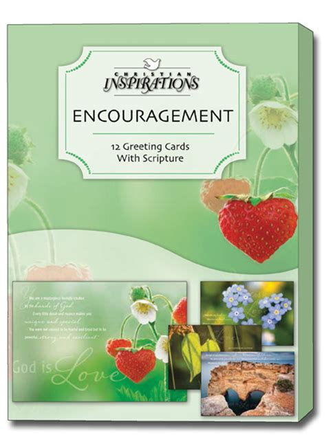 Boxed 12 card sets of comfort and support cards. God is Love - Assorted Box of 12 Christian Encouragement Cards