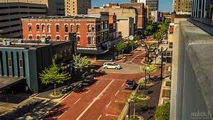 Downtown Architecture Celebrate Evansville