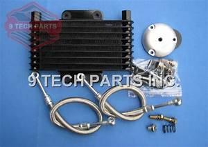 Sistema De Radiador Del Enfriador De Aceite Del Motor De