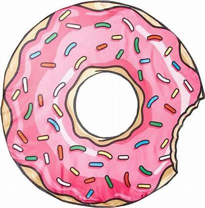 Donut Transparent Doughnut Donuts Clipart Clip Emotions