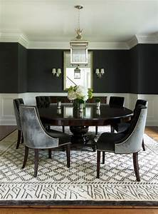 contemporary round dining table dining room contemporary With modern round dining table a new family tradition