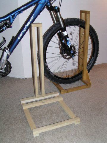 hausgemachte fahrradtraeger holz diy fahrradtraeger