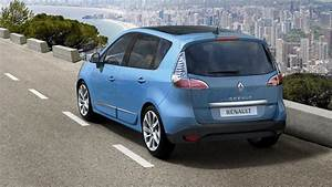 2012 Renault Scenic And Grand Scenic  New Facelift Revealed - Europe Car News