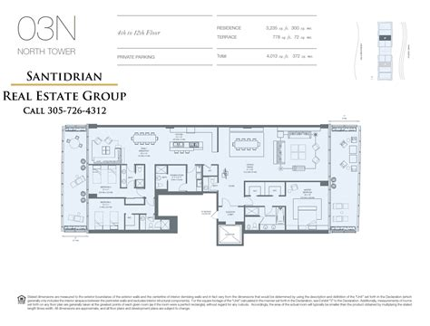 floor plans key key oceana key biscayne
