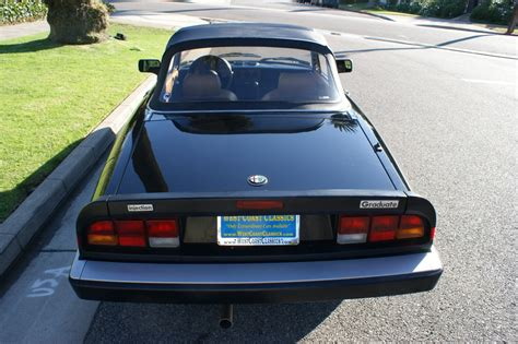 Alfa Romeo On Ebay by 1987 Alfa Romeo Spider Graduate With 7 900 Classic