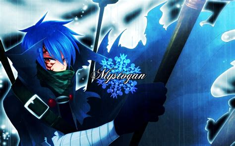 Blue Haired Anime Boy Wallpaper - 1920x1200 blue hair anime boys