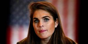 Hope Hicks history, age, salary, photos: Trump ...