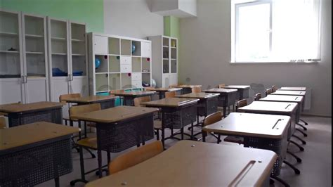 Stock Footage - Abandoned Classroom   VideoHive - YouTube