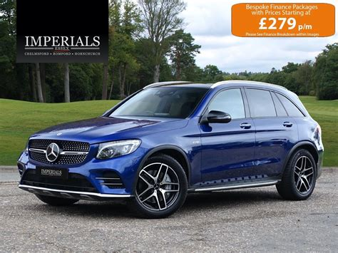 With origins in the first ever car produced by karl benz, mercedes' history is nothing short. 2017 Mercedes-Benz GLC 43 AMG 4MATIC PREMIUM PLUS AUTO 37,948 For Sale | Car And Classic
