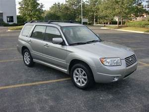 Find Used 2006 Subaru Forester Xs Loaded 2 5l Awd Pano