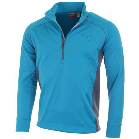 mens half zip sweater golf mens half zip essential popover 568249 sweater