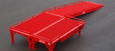 Portable Ramps For Loading Railcars
