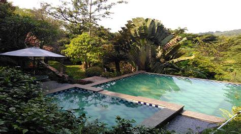 villa roso mulyo outbound  sentul bogor wisata hemat