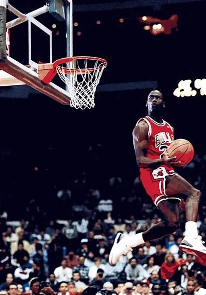 Dunk Contest Jordan Slam Nba Michael Star