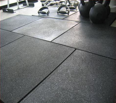 Outdoor Rubber Flooring Home Depot by Rubber Floor Tiles Home Depot Home Design Ideas